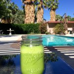 Spinach Apple Lime Smoothie