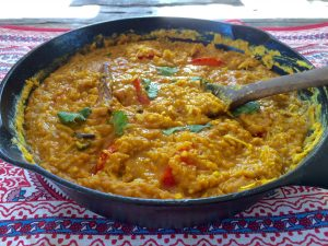 Indian Lentils, Masoor dal