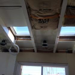 2 skylights