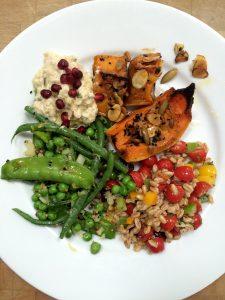 Vegetable feast